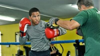 Félix 'Diamante' Verdejo estará en 'Sólo Boxeo'.
