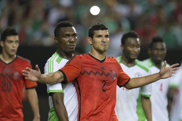 2 Francisco Rodríguez  El 'Maza' jugó la última media hora de partido al...