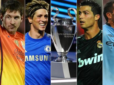 (Con información de EFE) La Liga de Campeones 2012-2013 arrancar&...