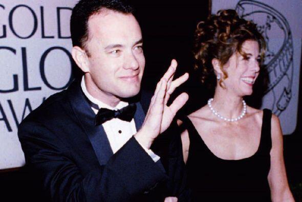 En la entrega número 50 de estos premios, estrellas como Tom Hank...