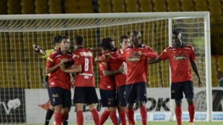 Elton Martins hace magia en el fútbol colombiano