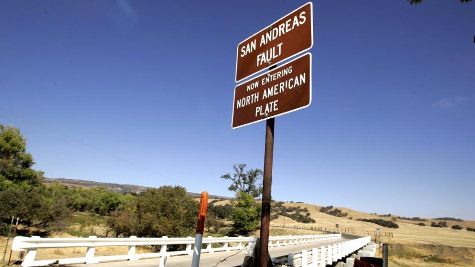 Fallas sur de California