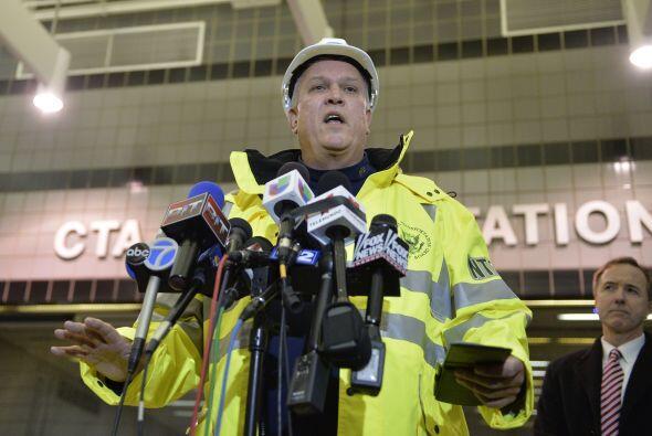 """"""" He investigado muchos accidentes y los trenes hacen cosas diferentes"""",..."""