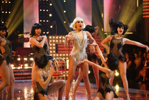 Marjorie De Sousa baile gran final MQB