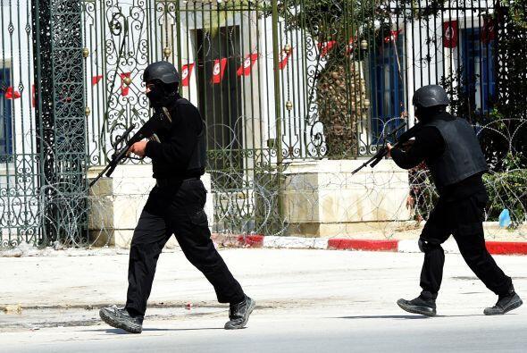 Agentes de Seguridad explicaron que uno de los presuntos agresores, un j...