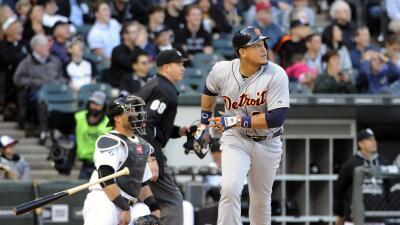 Cabrera rescató a los Tigres.