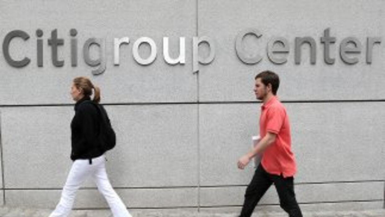 Autoridades federales de Estados Unidos investigan a Citigroup.