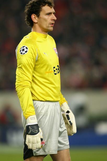 Pese a la derrota de su club a manos del Hamburgo, Schäfer dio una notab...