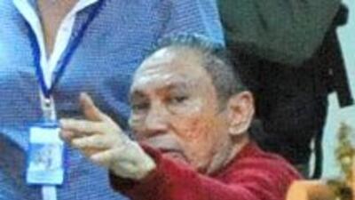 Manuel Antonio Noriega, ex dictador panameño.