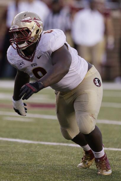 12. Timmy Jernigan, DT, Florida State (AP-NFL).