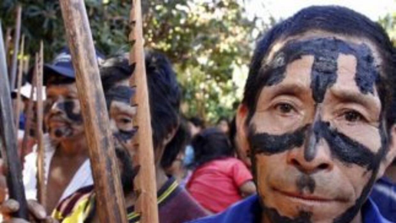 La situación de la población indígena es uno de los retos a superar.
