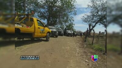 Balaceras entre sicarios y policías federales dejaron un saldo de 14 víc...