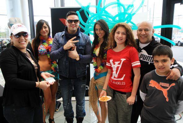 El pasado sábado tuvimos tremenda fiesta de Spring Break con DJ Bacan en...