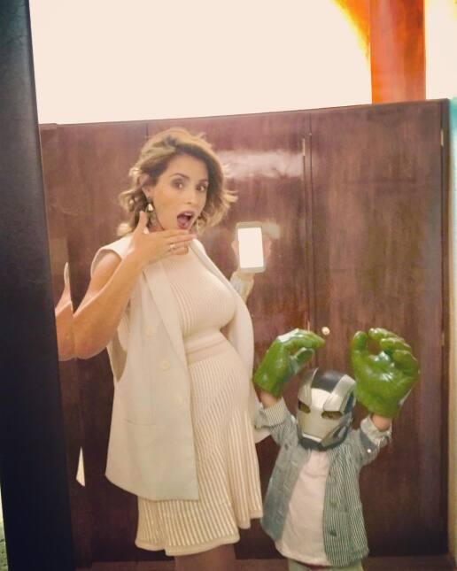 Mar Contreras celebra baby shower por la próxima llegada de su bebé