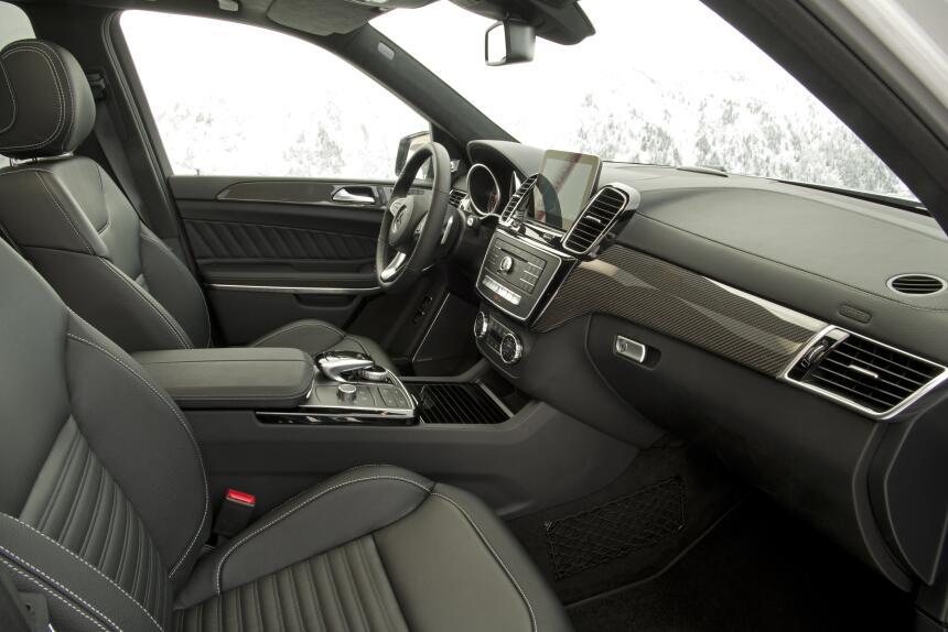 Mercedes-Benz GLS 500 4MATIC 2017 - edición europea