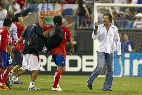 La Volpe volvió a un banquillo de selección en 2010 con Costa Rica. Ese...