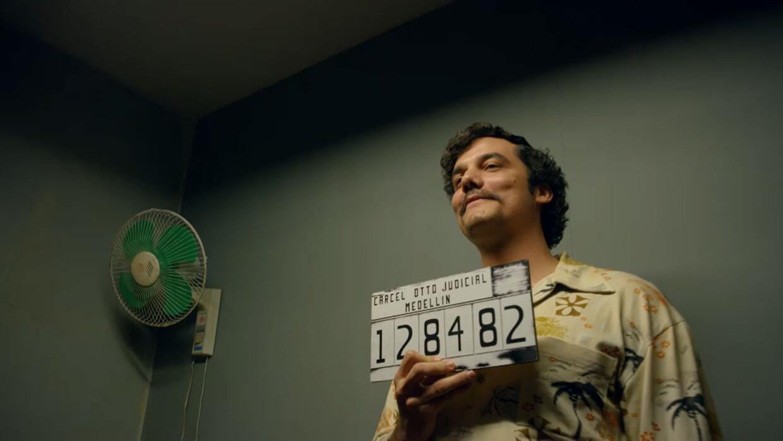 Pablo Escobar serie Narcos