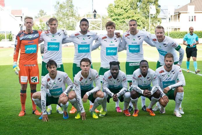 14. IFK Mariehamn (Finlandia)