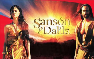 Sanson y Dalila
