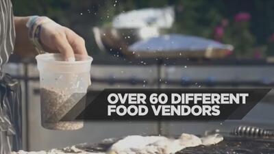 No se pierda el Houston Food Fest, el festival de comida más grande de la ciudad