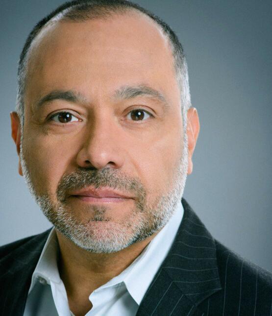 18. Enrique Rodríguez, mexicano, vicepresidente ejecutivo y director gen...