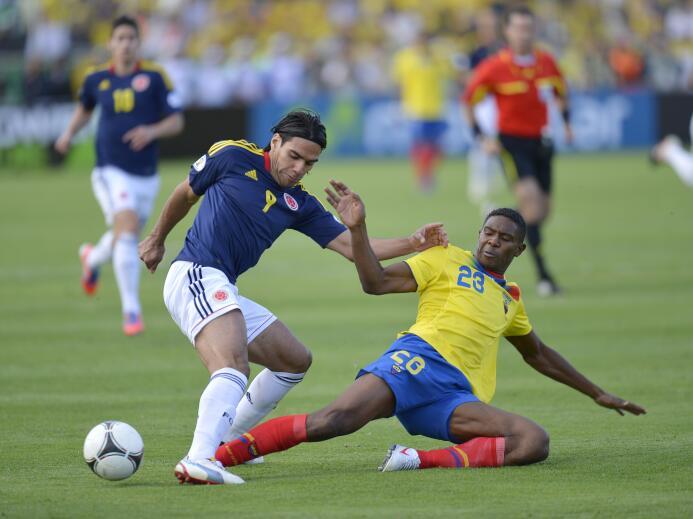 Como Benedetto pero hace cuatro años: cracks que se perdieron Brasil 201...