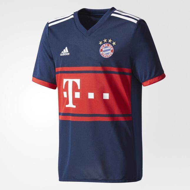 Para la temporada 2017/2018, el Bayern Múnich presentó su segunda equipa...