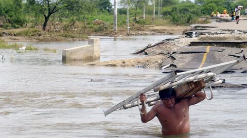 Te explicamos El Niño, el fenómeno meteorológico que ha causado muertes...