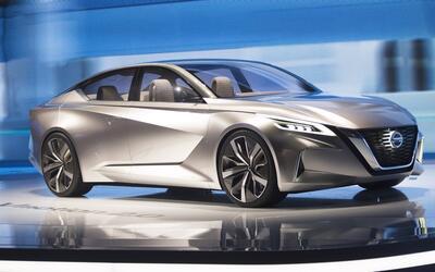 Nissan se atreve a mostrar el futuro del diseño de sus automóviles en De...