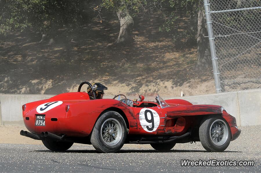 Ferrari 250 TRLugar: Monterey, California$10,000,000