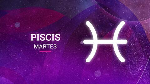 HRC 2018 - Horoscopo set iconos zodiaco diario Martes