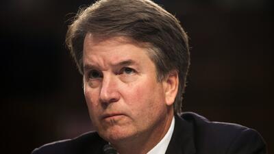 El derecho al aborto sigue centrando las audiencias de confirmación de Brett Kavanaugh