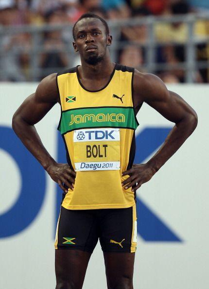 Aunque Jamaica retuvo el primer sitio del evento, gracias a Yohan Blake...