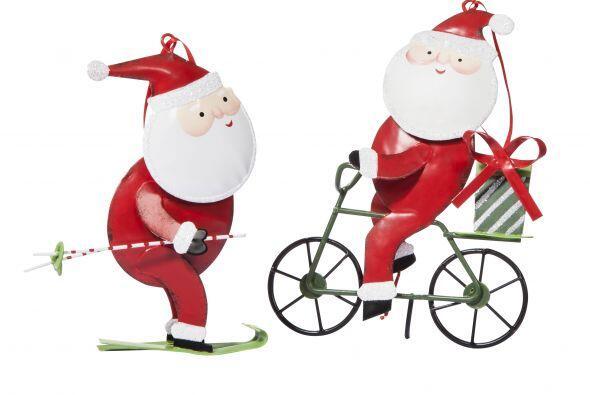 Hay espacios en tu hogar en los que puedes agregar un toque navideño com...