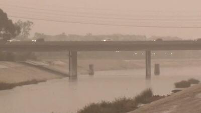 Emiten alerta por el incremento en el cauce del Río de Los Ángeles