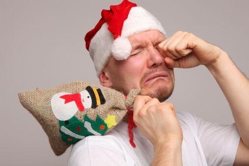 Algunos síntomas que permiten detectar la depresión navideña son el sent...