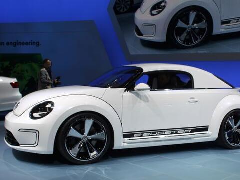 Vokswagen le dio un nuevo aspecto a su recién salido Beetle con e...