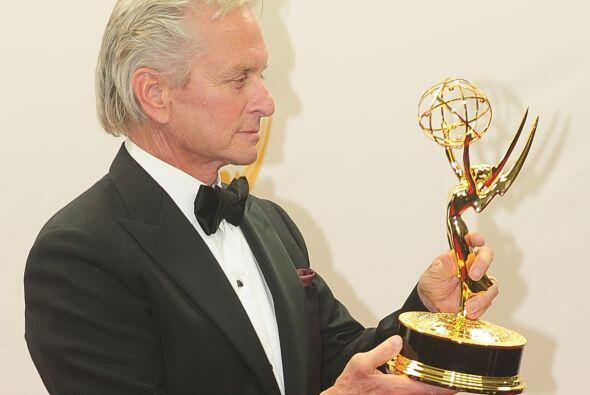 A pesar del escándalo, Michael Douglas agradeció a Catherine Zeta-Jones...