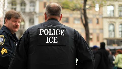 Con falsos uniformes de ICE, personas están causando pánico entre la com...