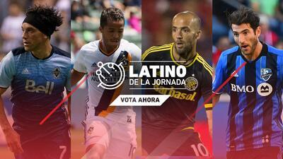 Ya puedes votar por los nominados al Latino de la Jornada 10 de FutbolMLS.com