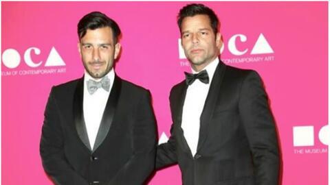 Ricky Martín y Jwan preparativos de boda