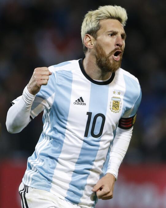 Los cambios de 'look' de Lionel Messi, de promesa hasta superestrella Ru...