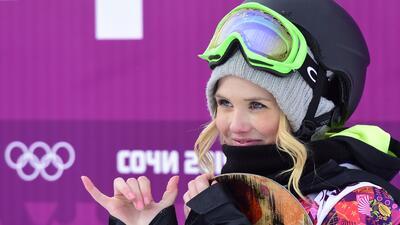 En fotos: Silje Norendal, la reina del snowboarding