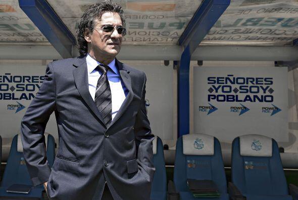 Rubén Omar Romano sólo debe pensar en sacar al Puebla del sitio 17 de la...
