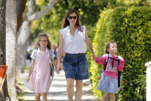 Ok! señala que fue la hermana menor de la actriz, Susannah Kay Garner, q...