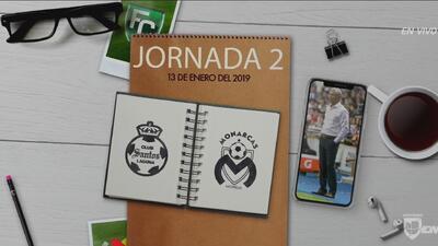 Santos vs. Morelia: dos equipos que quieren sanar las heridas de la J1 del Clausura 2019