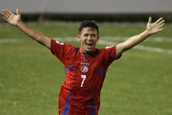 Rolando Fonseca es el máximo goleador con la camiseta de la 'sele'. Ha c...
