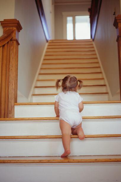 Perseverancia: Nada más inspirador que ver a un pequeñito cuando se empe...