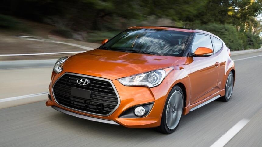 Los 10 autos más 'cool' de 2017 por menos de 18,000 dólares Hyundai-Velo...