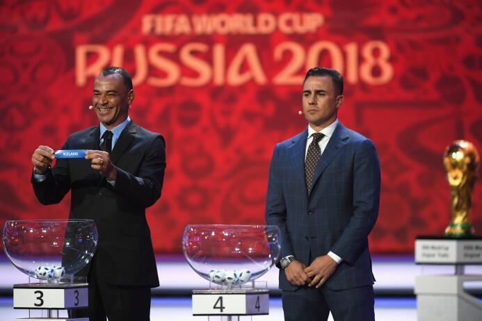 En fotos: así se vivió la ceremonia del sorteo del Mundial Rusia 2018 ge...